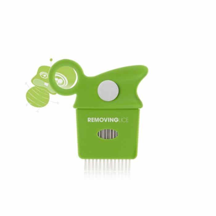 Removing Lices - Pettine antipediculosi