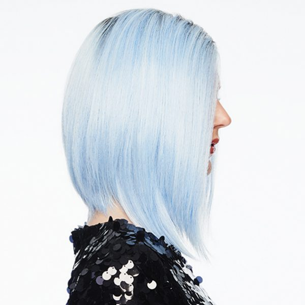 Parrucca - Color Me Blue