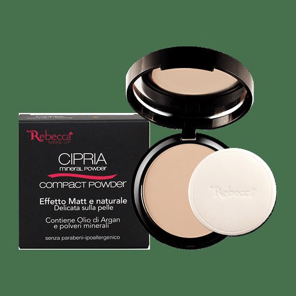 Compact Powder - Cipria Compatta
