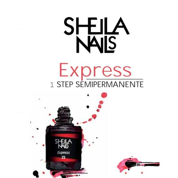 Express - 1 Step Gel Semipermanente