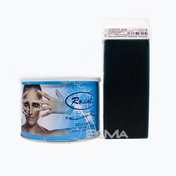 Cera depilatoria - Azulene