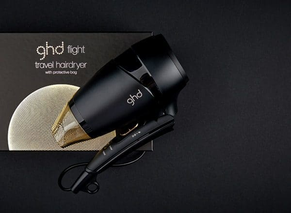 GHD Flight - Phon da viaggio
