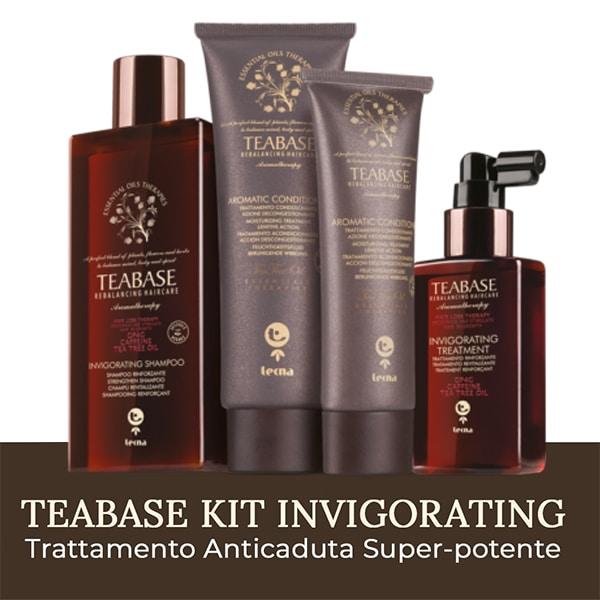 Tecna-KIT-anticaduta-Invigorating-Teabase-Caduta-capelli