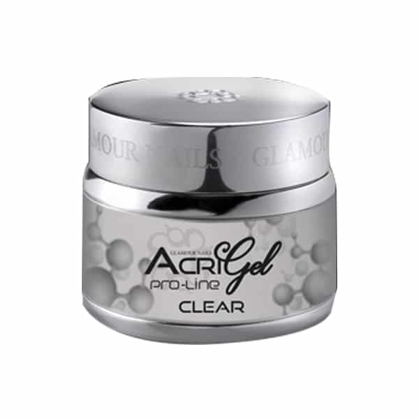 AcriGel-Glamour-nails-Clear