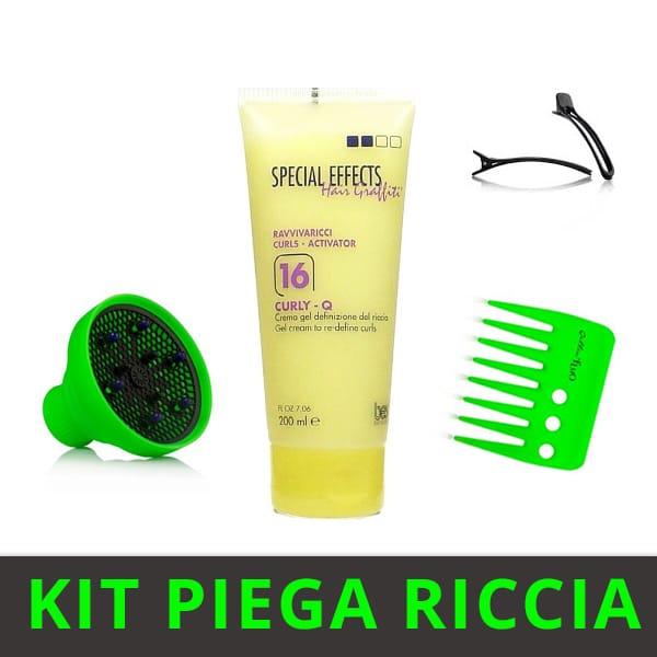 Kit-piega-RICCIA-facile-da-realizzare-a-casa-verde-fluo-