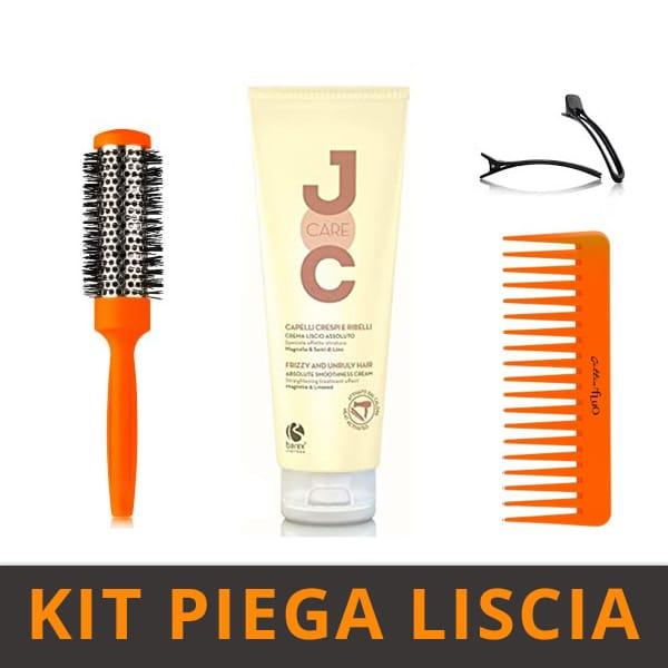Kit-piega-liscia-facile-da-realizzare-a-casa-arancio-fluo-