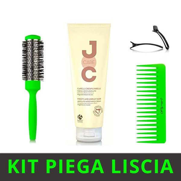 Kit-piega-liscia-facile-da-realizzare-a-casa-verde-fluo-