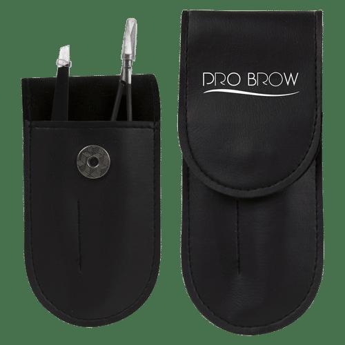 Pro brow definizione sopracciglia kit forbice + pinzetta