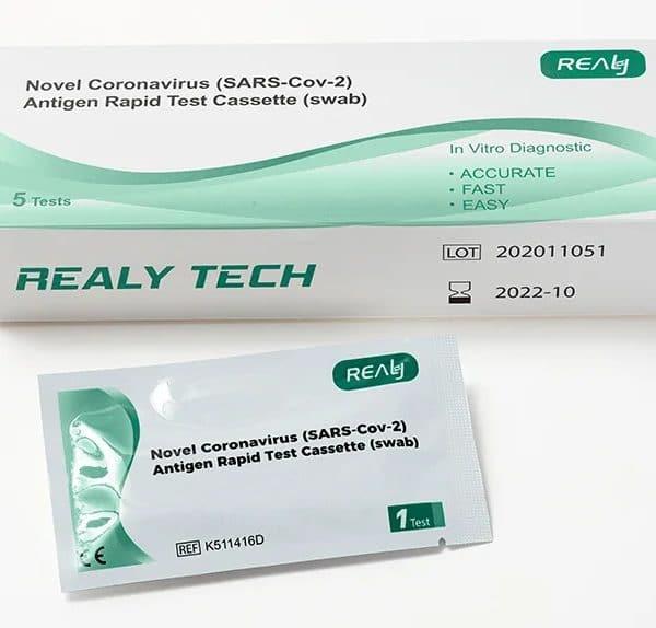 tampone-rapid-covid-test-realy-da-casa